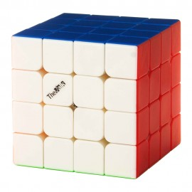 Куб за скоростно нареждане QiYi Valk4 M 4x4x4 60мм Strong Magnetic - Stickerless