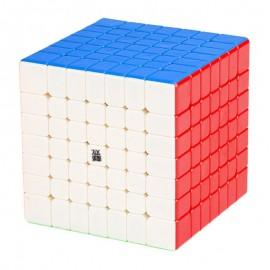 Куб за скоростно нареждане MoYu AoFu GTS M 7x7x7 68мм Magnetic - Stickerless