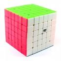 Куб за скоростно нареждане QiYi QiFan S 6x6x6 68мм - Stickerless