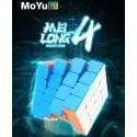 Магически куб MoFang JiaoShi MeiLong 4x4x4 59мм - Stickerless