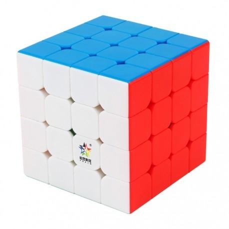 Куб за скоростно нареждане YuXin Little Magic M 4x4x4 60мм Magnetic - Stickerless
