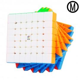 Куб за скоростно нареждане YuXin Little Magic M 7x7x7 67.5мм Magnetic- Stickerless