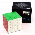 Куб за скоростно нареждане YuXin Hays M 7x7x7 67.5мм Magnetic - Stickerless