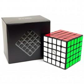 Куб за скоростно нареждане QiYi Valk5 M 5x5x5 62мм Magnetic - Черен
