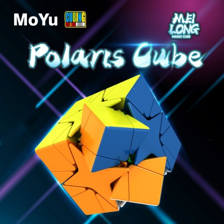 Магически пъзел MoFang JiaoShi MeiLong Polaris Cube - Stickerless
