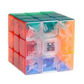 Кубче за скоростно нареждане MoYu AoLong V2 Transparent
