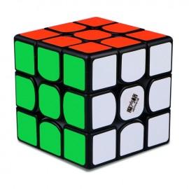Куб за скоростно нареждане QiYi MoFangGe Thunderclap V3 56мм - Черен