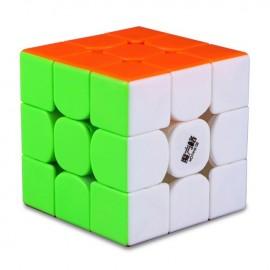 Куб за скоростно нареждане QiYi MoFangGe Thunderclap V3 3x3x3 56мм - Stickerless