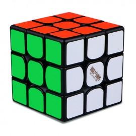 Куб за скоростно нареждане QiYi MoFangGe Thunderclap V3 M 3x3x3 56мм Magnetic - Черен