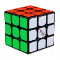 Куб за скоростно нареждане QiYi MoFangGe Thunderclap V3 M 56мм Magnetic - Черен