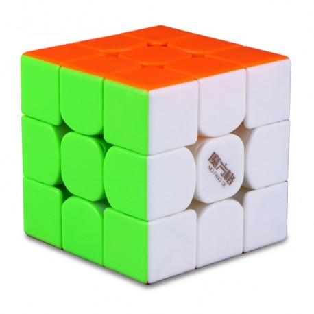 Куб за скоростно нареждане QiYi MoFangGe Thunderclap V3 M 56мм Magnetic - Stickerless