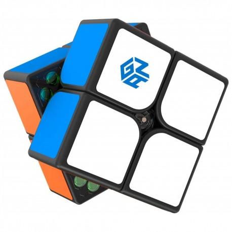 Куб за скоростно нареждане Gancube Gan251 Magnetic 51мм - Черен