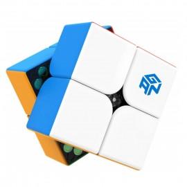Куб за скоростно нареждане Gancube Gan251 Magnetic 51мм - Stickerless