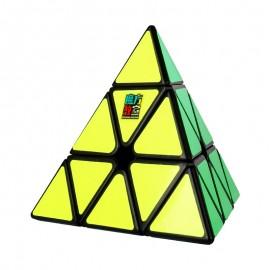 Магически пъзел MoFang JiaoShi MeiLong Pyraminx - Черен