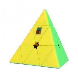 Магически пъзел MoFang JiaoShi MeiLong Pyraminx - Stickerless