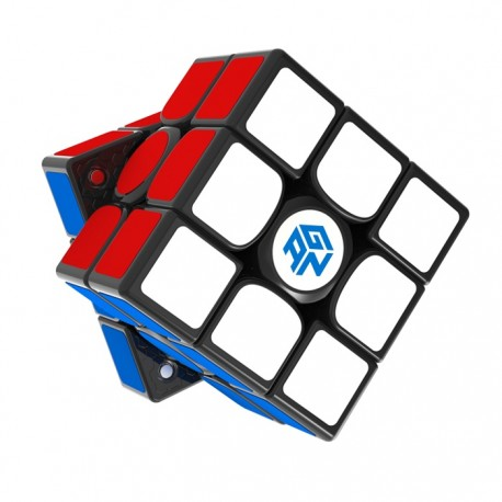 Куб за скоростно нареждане Gancube Gan356 XS 56мм Magnetic - Черен