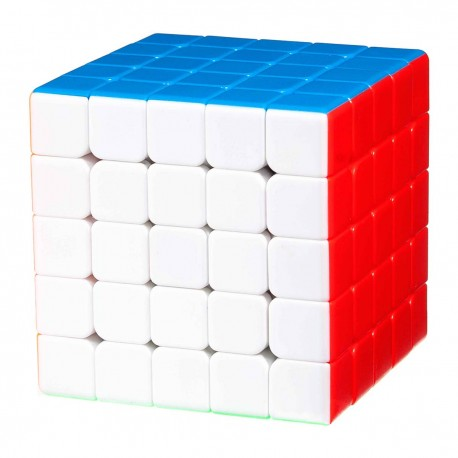 Магически куб ShengShou Mr. M Magnetic 5x5x5 63мм - Stickerless