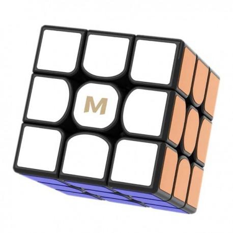 Куб за скоростно нареждане YongJun MGC3 Elite 3x3x3 55.5мм Magnetic - Черен