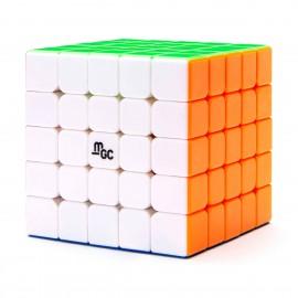 Куб за скоростно нареждане YongJun MGC 5x5x5 62мм Magnetic - Stickerless