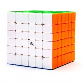 Куб за скоростно нареждане YongJun MGC 6x6x6 65мм Magnetic - Stickerless