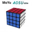 Куб за скоростно нареждане MoYu AoSu WR M 4x4x4 Magnetic 59мм - Черен