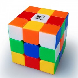Мини-куб за скоростно нареждане DaYan V ZhanChi 3x3x3 42мм - Stickerless