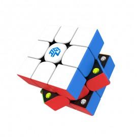 Куб за скоростно нареждане Gancube Gan356 M Lite 56мм Magnetic - Stickerless