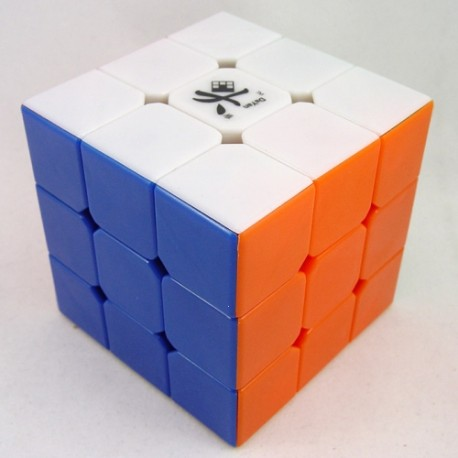 Куб за скоростно нареждане DaYan V ZhanChi 3x3x3 57мм - Stickerless