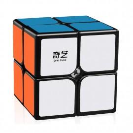 Куб за скоростно нареждане QiYi QiDi 2x2x2 50мм - Черен