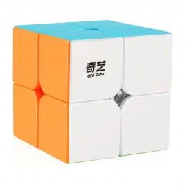 Магически куб QiYi QiDi S 2x2x2 50мм - Stickerless
