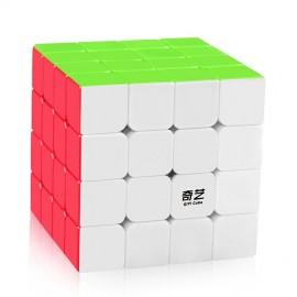 Куб за скоростно нареждане QiYi QiYuan S 4x4x4 62мм - Stickerless
