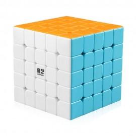Куб за скоростно нареждане QiYi QiZheng S 5x5x5 62мм - Stickerless