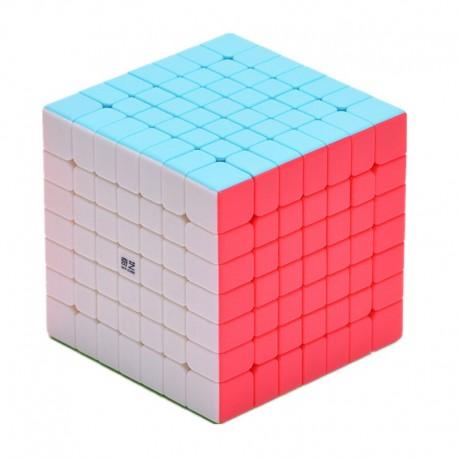 Магически куб QiYi QiXing S 7x7x7 70мм - Stickerless