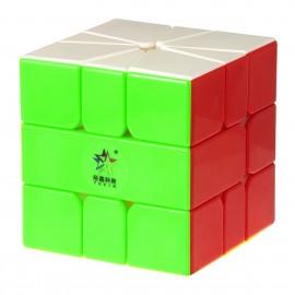 Магически пъзел за скоростно нареждане YuXin Little Magic Square-1 Magnetic - Stickerless