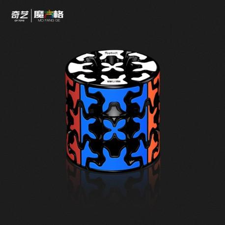 Магически пъзел QiYi MoFangGe Gear Cylinder - Гиър Цилиндър