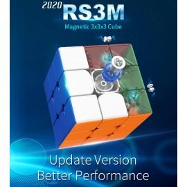 Куб за скоростно нареждане Cubing Classroom RS3 M 2020 3x3x3 56мм Magnetic - Stickerless
