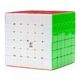 Куб за скоростно нареждане YuXin Little Magic 6x6x6 65мм - Stickerless