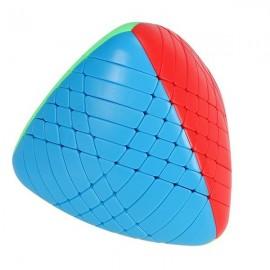 Магически пъзел ShengShou пирамиден мастърморфикс 7x7x7 - Stickerless
