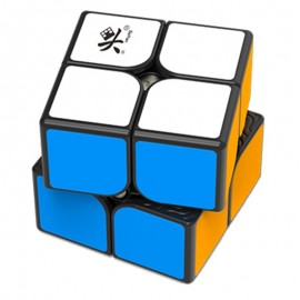 Куб за скоростно нареждане DaYan TengYun M 2x2x2 50мм Magnetic - Черен