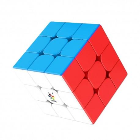 Куб за скоростно нареждане YuXin Little Magic M 3x3x3 55.5мм Magnetic - Stickerless