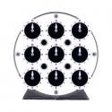 Магически пъзел-часовник QiYi Magnetic Clock