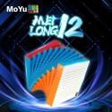 Магически куб MoFang JiaoShi MeiLong 12x12x12 93мм - Stickerless