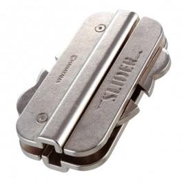 Логически пъзел Huzzle Cast Slider GR3 - метален