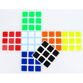 Резервни стикери Z-Stickers за кубове 3x3x3 57мм