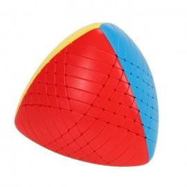 Магически пъзел ShengShou пирамиден мастърморфикс 8x8x8 - Stickerless
