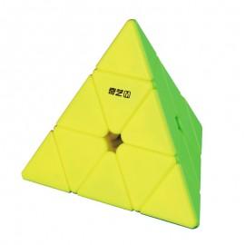 Магически пъзел QiYi MS Pyraminx Magnetic - Stickerless
