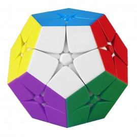 Магически пъзел QiYi MoFangGe Kilominx 2x2x2 - Stickerless