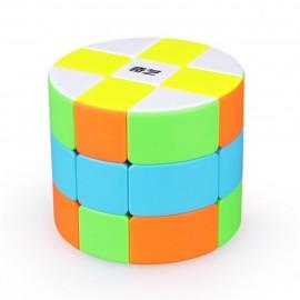 Магически пъзел QiYi MoFangGe Cylinder 3x3x3 - Stickerless