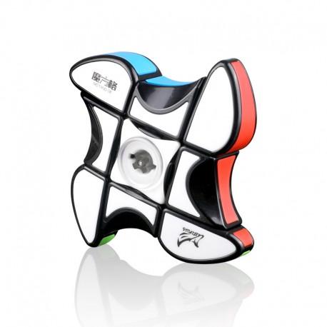 Магически фиджет пъзел QiYi MoFangGe 1x3x3 Windmill Fidget Cube