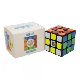 Куб за скоростно нареждане Cubing Classroom RS3 M 2020 3x3x3 56мм Magnetic - Черен